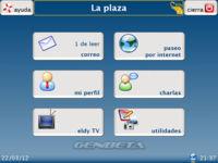 Interfaz gráfica para personas mayores (parte 2: correo y navegador web)
