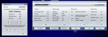 Benchmarks Mountain Advanced i5