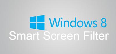 Seguridad en Windows 8: SmartScreen Filter