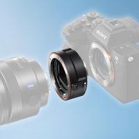 Sony LA-EA5, nuevo adaptador para usar ópticas de montura A en los cuerpos de montura E aprovechando sus funciones AF avanzadas