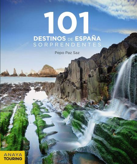 Libros 101 destinos de España sorprendentes