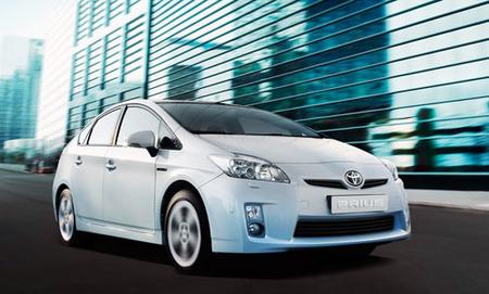 Toyota Prius, precios para Reino Unido