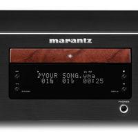 Marantz apuesta con el lector de CD's, el HD-CD1, por la vuelta al sonido de calidad con diseño clásico