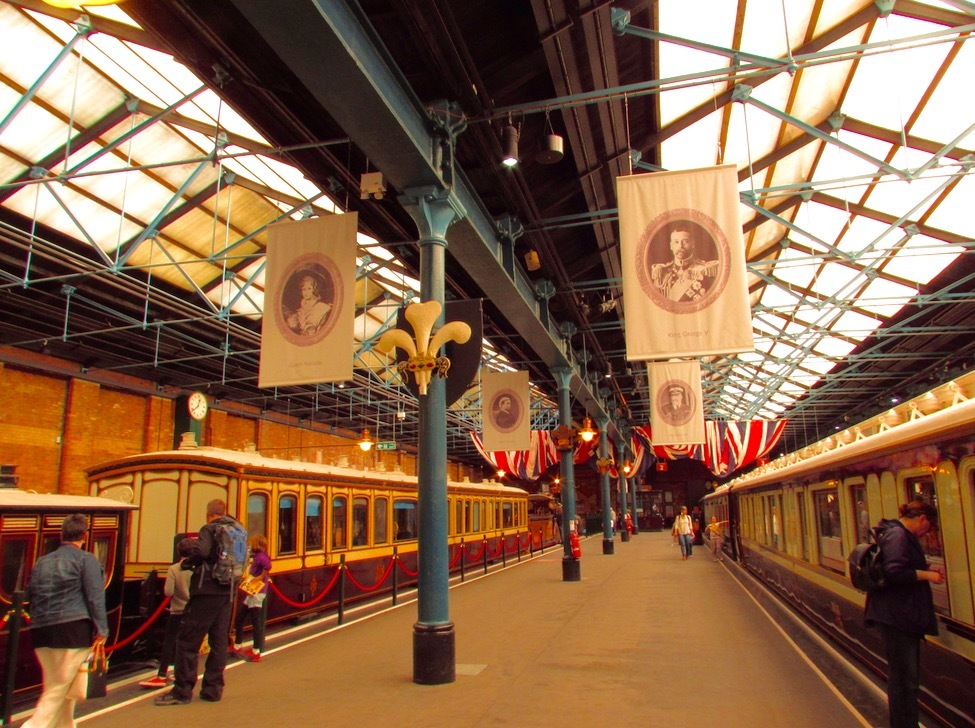 Museo Nacional Ferrocarril York