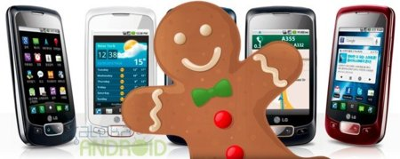 LG Optimus One, con Android 2.3 Gingerbread a partir de mayo