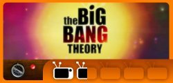The Big Bang Theory Estrella y media