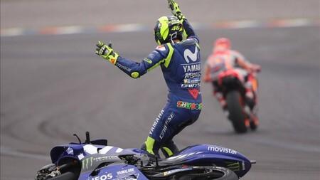 Rossi Marquez Motogp 2017