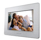 CeBIT 2007: marco de fotos digital WiFi de Samsung