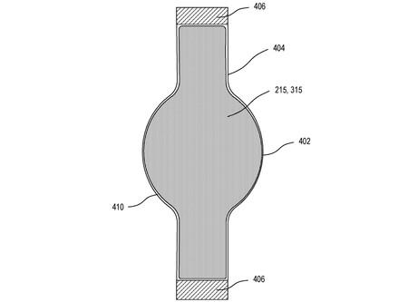 Apple Watch Wrap Around Display Patent Behind Display