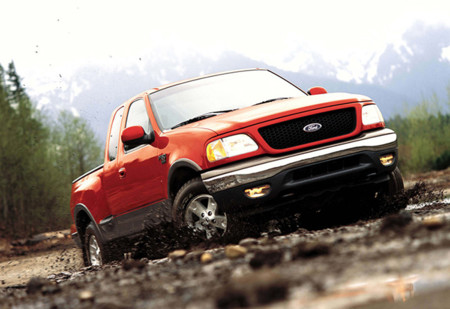Ford F 150 2003 800x600 Wallpaper 02