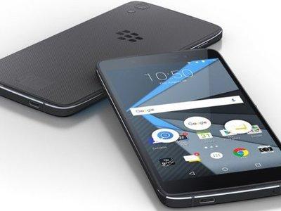 Un benchmark apunta a una nueva BlackBerry 'Mercury'con Android 7.0 Nougat