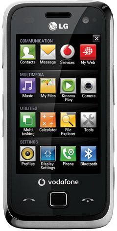 Precios del Windows Phone LG GM750 Layla con Vodafone