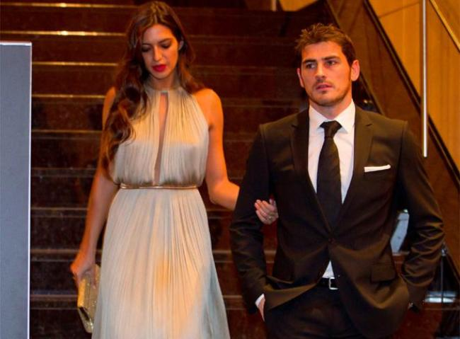 Sara Carbonero e Iker Casillas