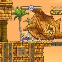Prepárate para agitar fuerte el mando esta semana con la llegada de Wario Land: The Shake Dimension a Wii U