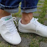 Zapatillas Adidas VS Advantage Clean por sólo 29,99 euros en Amazon con envío gratis