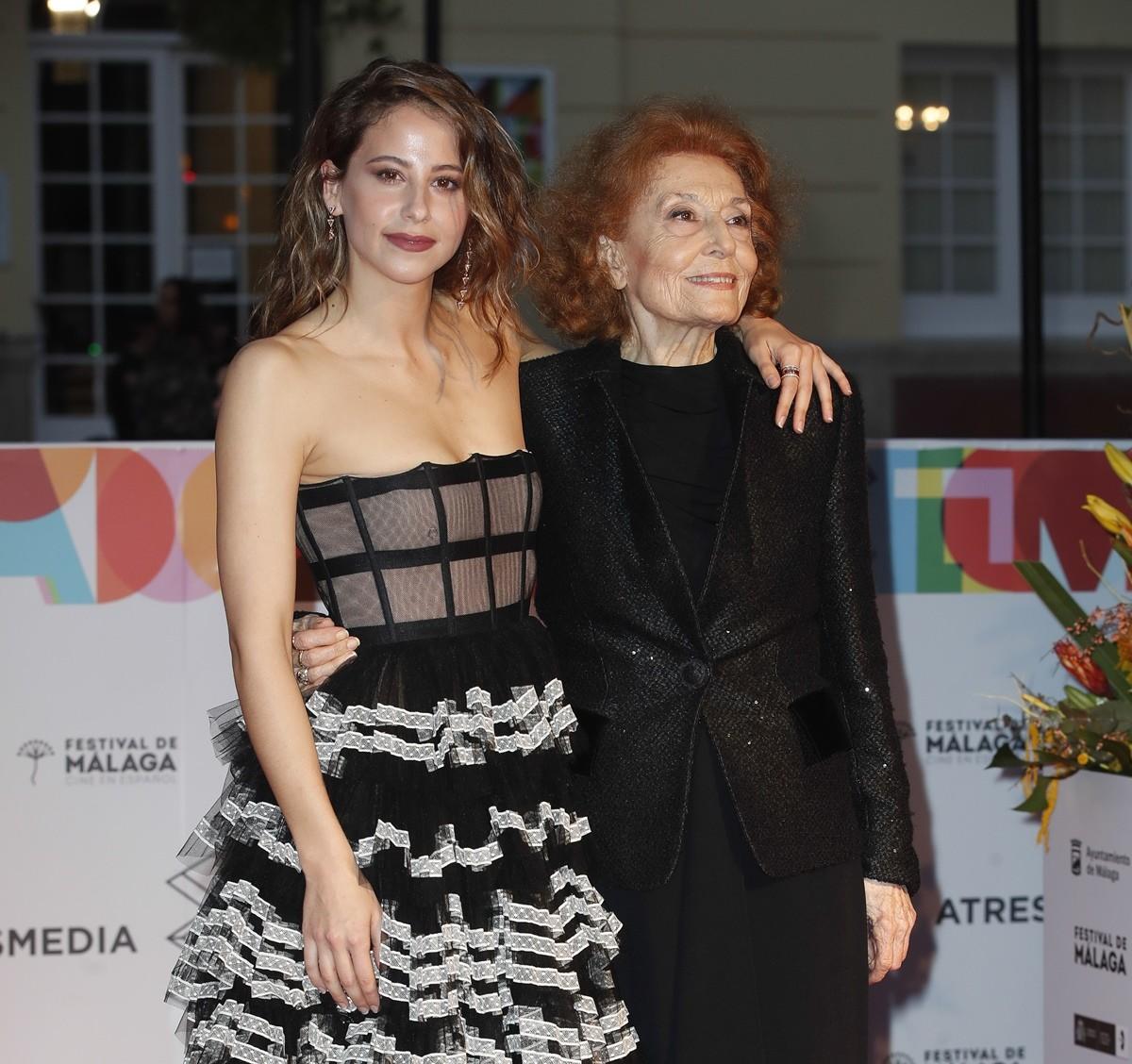 62686975a Las mejor vestidas de la alfombra roja de inauguración del 22º Festival de  cine de Málaga