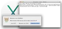 Lion Diskmaker y createinstallmedia, dos opciones más para crear una unidad USB con OS X Mavericks