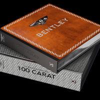 Bentley celebra su centenario con un libro con diamantes incrustados que cuesta lo mismo que un Continental GT