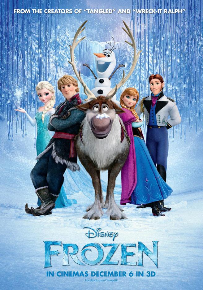 Foto de Carteles de Frozen (10/12)