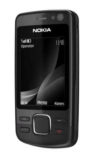 Nokia 6600i slide mejora la resolución de la cámara