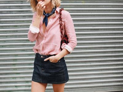¿Trucos para parecer más alta? El street style nos descubre algunas tendencias que ayudan (mucho)