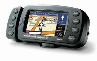 GPS para moto que se comunica vía Bluetooth con el conductor