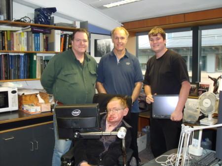 Según Stephen Hawking, la mayoría de amenazas del mundo proceden de la ciencia