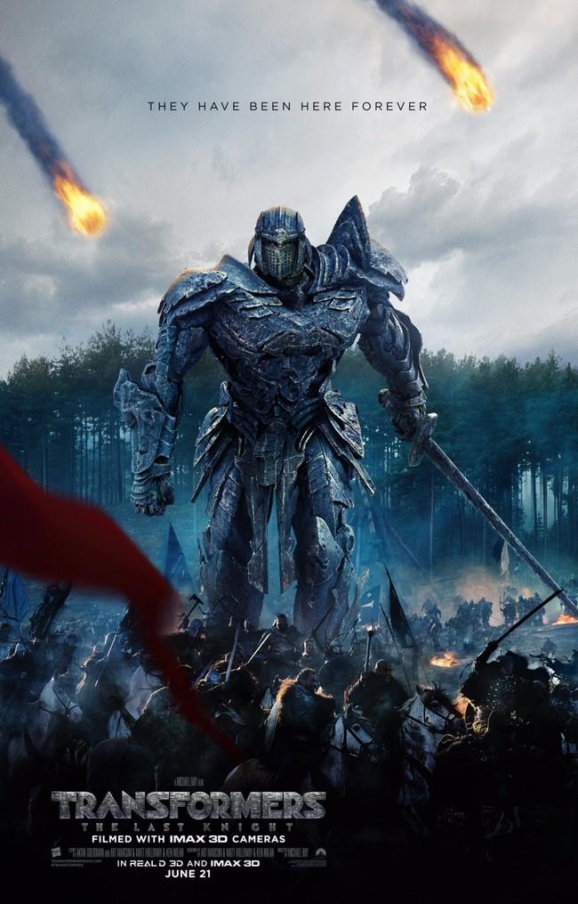 Transformers 5 Samurai