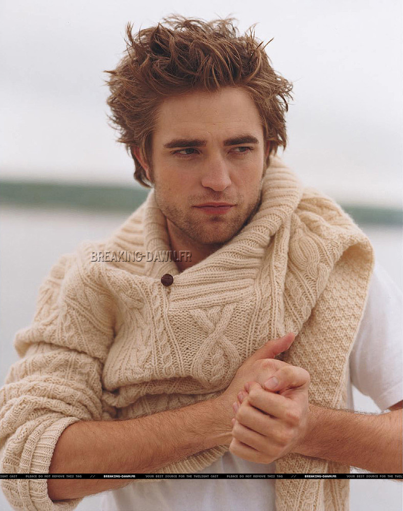 Foto de Robert Pattinson Vanity Fair (5/7)