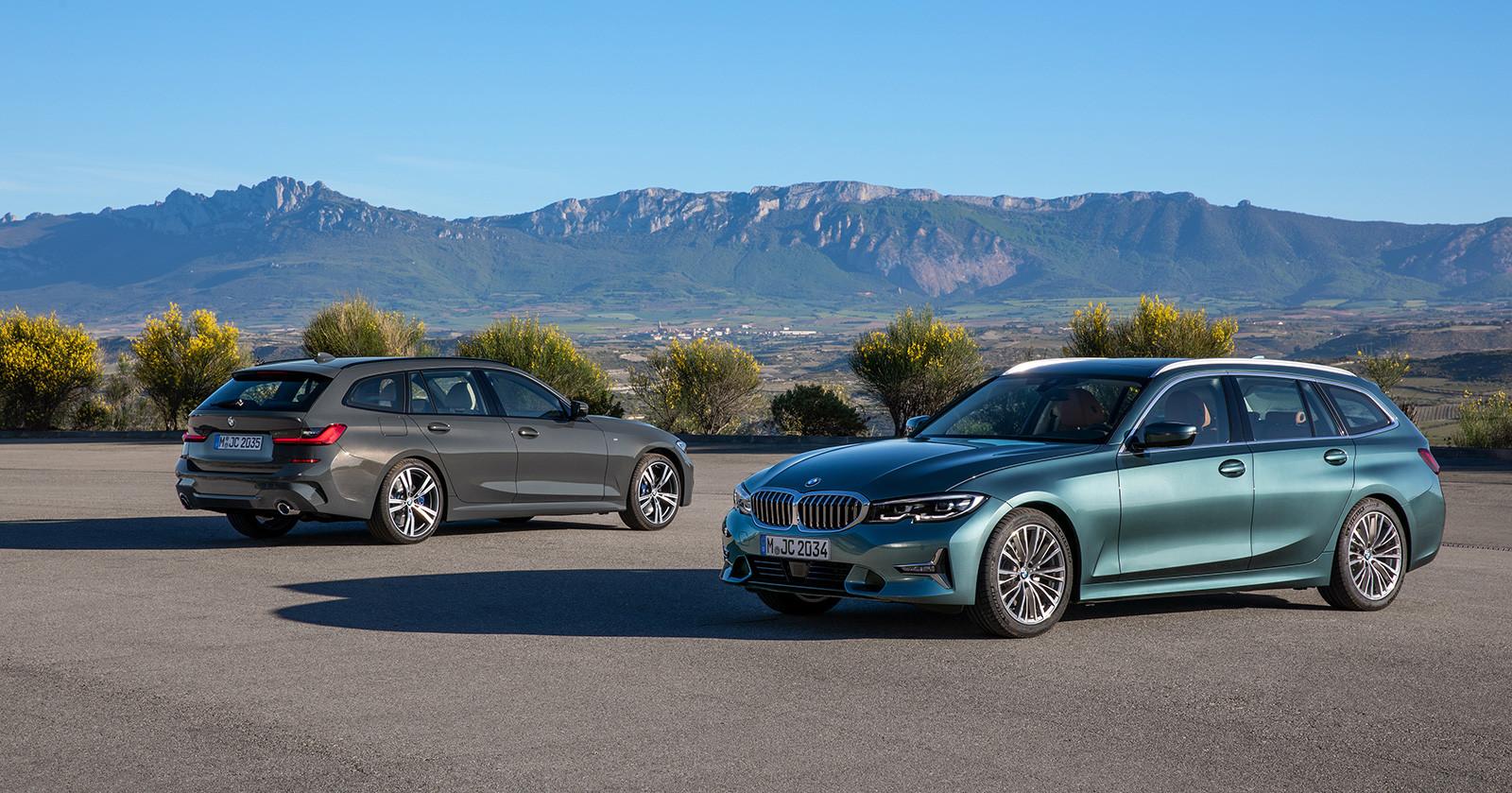 Foto de BMW Serie 3 Touring 2019 (8/17)