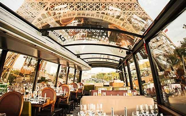 El Bustronome Un Autob 250 S Restaurante Para Visitar Par 237 S