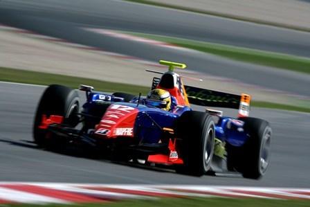 El nuevo GP2 rompe records en el Circuit de Catalunya
