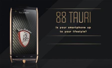 Lamborghini 88 Tauri, un smartphone Android de 6000 dólares