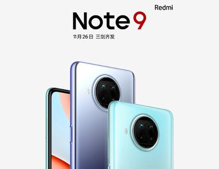 Xiaomi desvela un nuevo Redmi Note 9 que presentará el 26 de noviembre