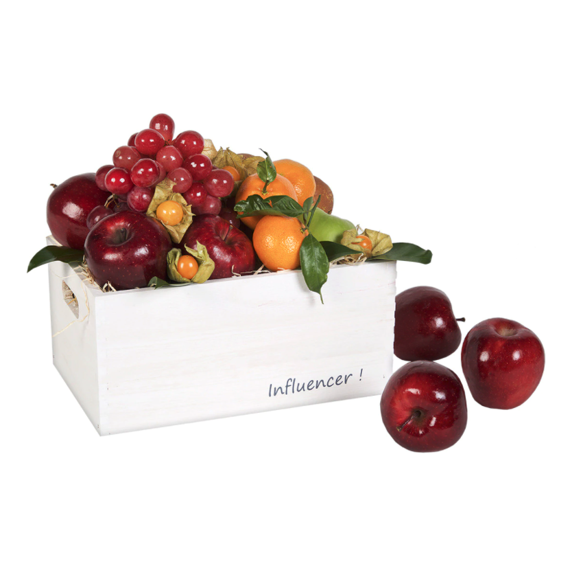 Cesta de frutas Tentación, de Fashion Fruit