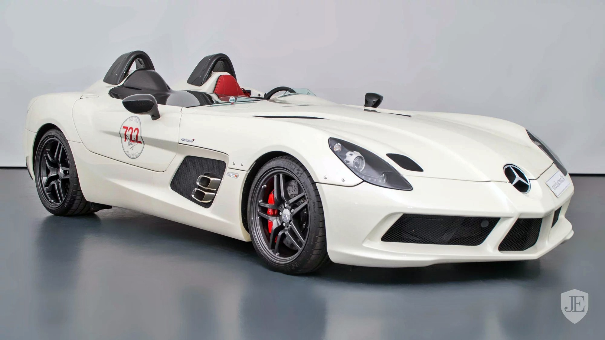 Foto de Mercedes-Benz SLR McLaren Stirling Moss en venta (1/13)