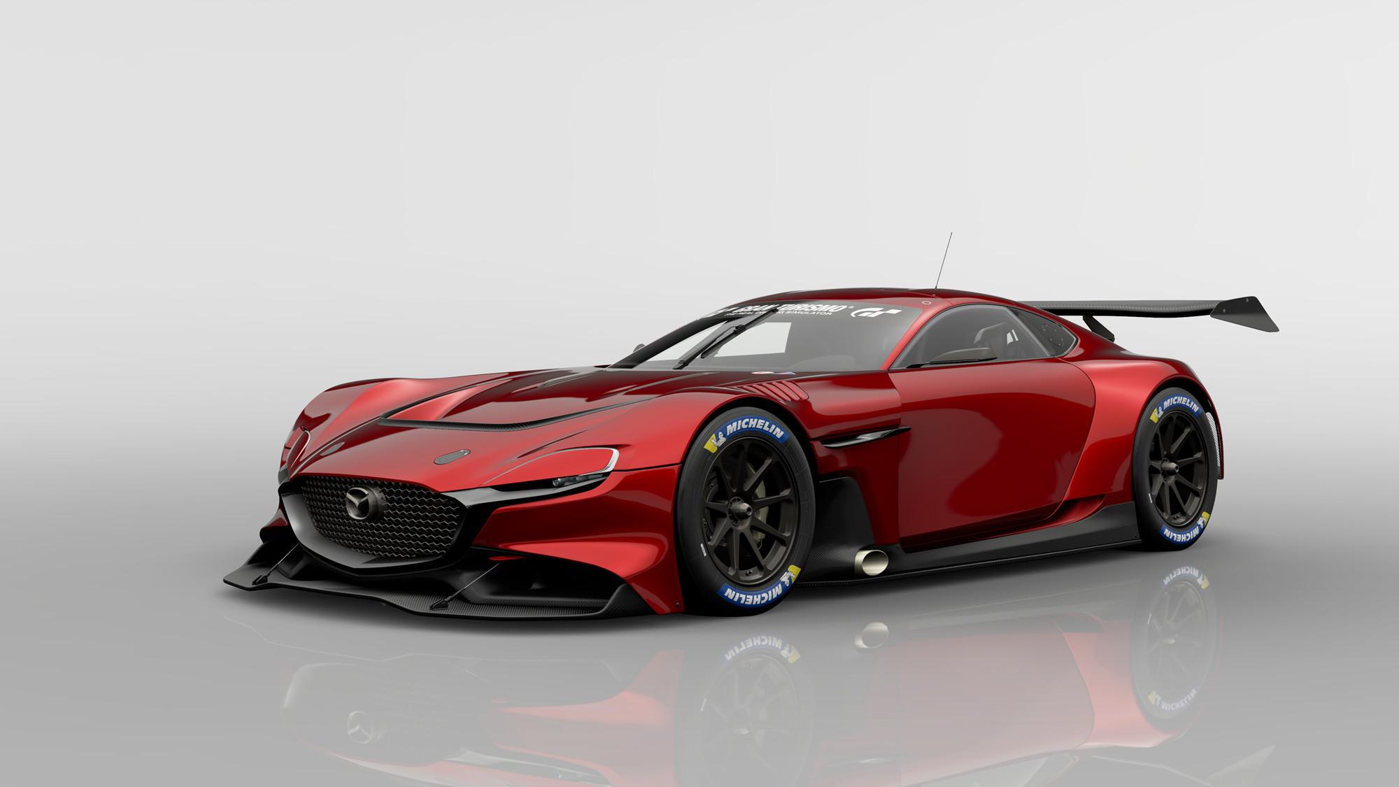 Foto de Mazda RX-Vision GT3 (1/24)