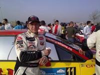 José Antonio Suarez confirma su entrada en la WRC Academy