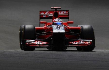 Timo Glock renueva con Virgin hasta 2014