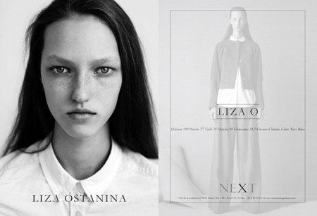 La nueva niña mimada de Prada, Liza Ostanina, y su camino hacia el estrellato