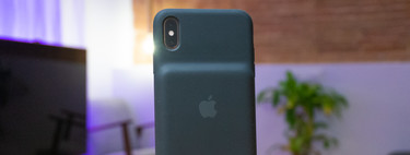 Smart Battery Case para el iPhone XS Max, primer contacto