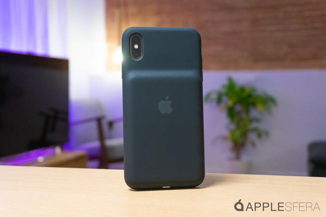 Smart Battery Case para el iPhone XS Max, primer contacto