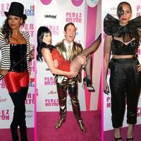 Perez Hilton celebra su cumpleaños entre un circo de celebrities