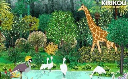 Las películas de animación de Kirikú