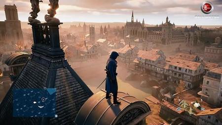 Nuevo video con trece minutos de gameplay de Assassin´s Creed Unity