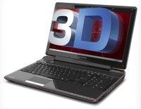 Toshiba Qosmio F755 ya puede jugar en 3D sin requerir lentes