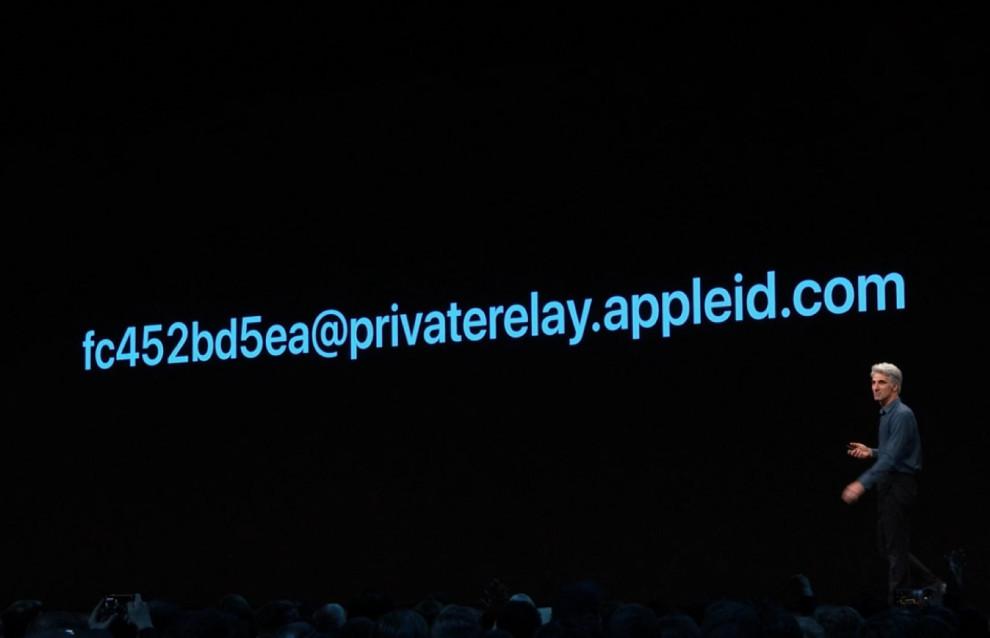 Así funciona 'Iniciar sesión con Apple', alguna nueva función para defender la privacidad de los usuarios