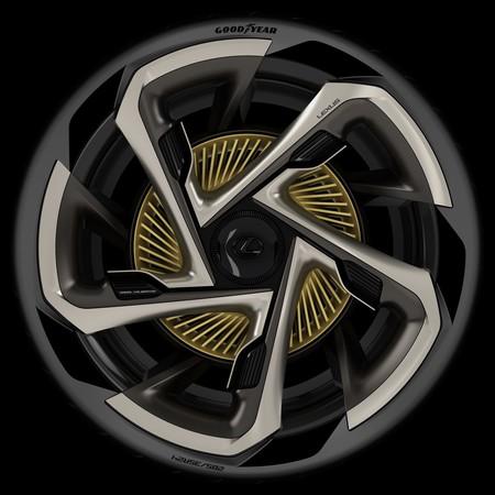 Lexus Goodyear Neumatico 03
