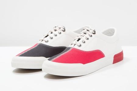 No me digas que no son chulas: zapatillas Tommy Hilfiger tricolor por sólo 29,95 euros en Zalando