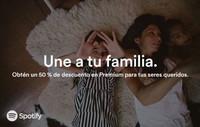 Spotify Family ya está disponible en México: un sólo pago para disfrutar de varias cuentas premium